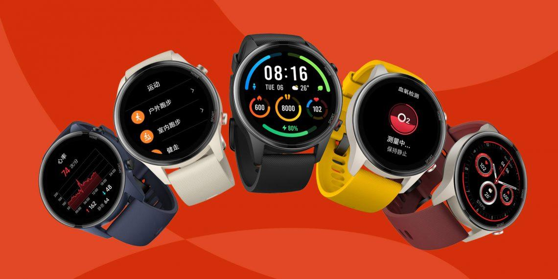 Xiaomi выпустила часы Mi Watch Color Sports Edition