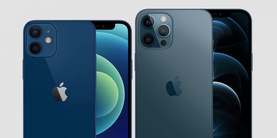 Рендеры iPhone 12 появились за пару часов до анонса