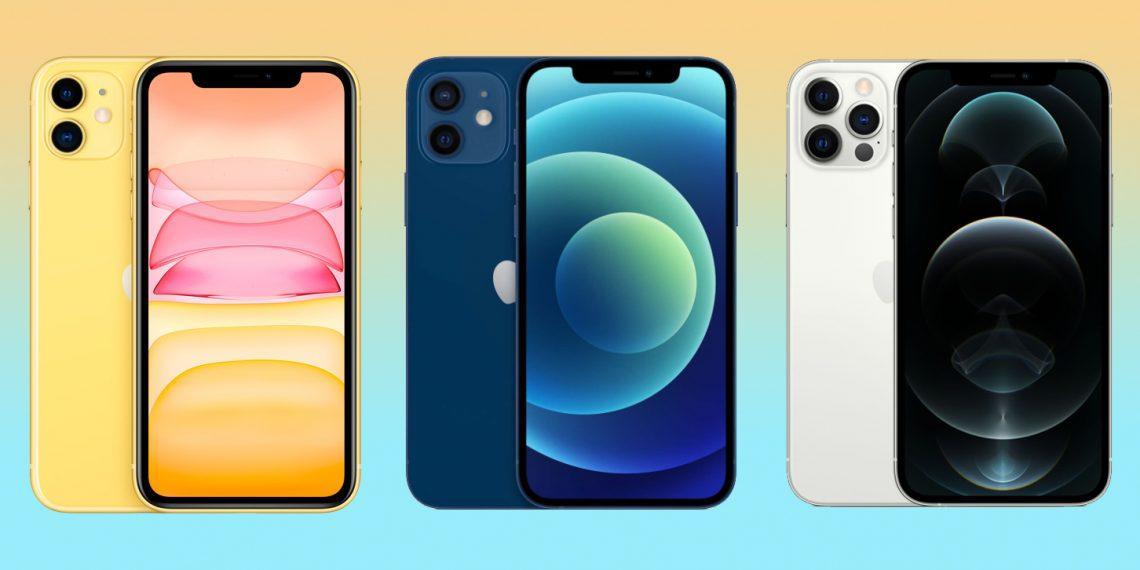 Прочность дисплеев iPhone 11, iPhone 12 и iPhone 12 Pro