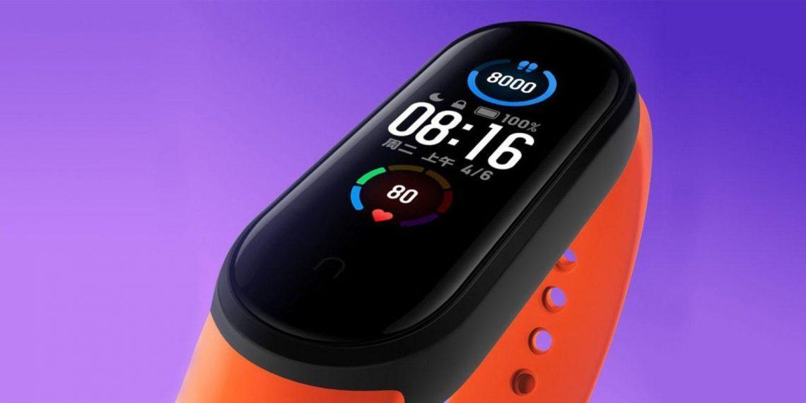Xiaomi Mi Band научатся измерять температуру тела