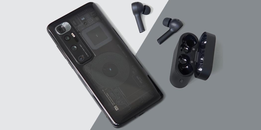 Xiaomi Air 2 Pro: наушники с активным шумоподавлением