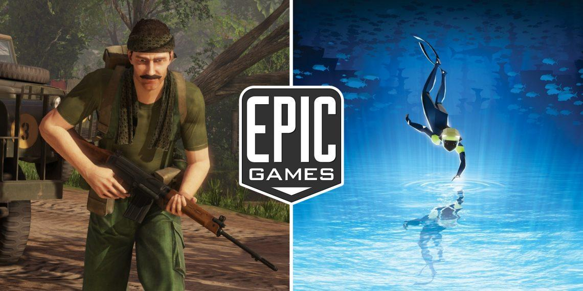 Epic Games раздаёт ABZÛ и Rising Storm 2: Vietnam