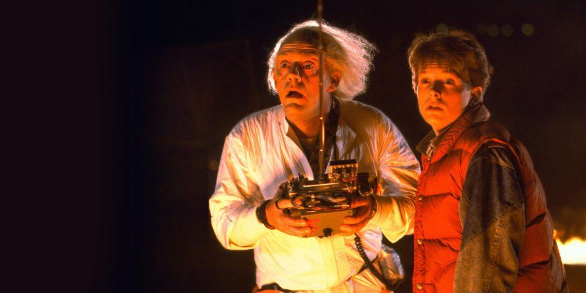 «Назад в будущее» вновь покажут в кинотеатрах