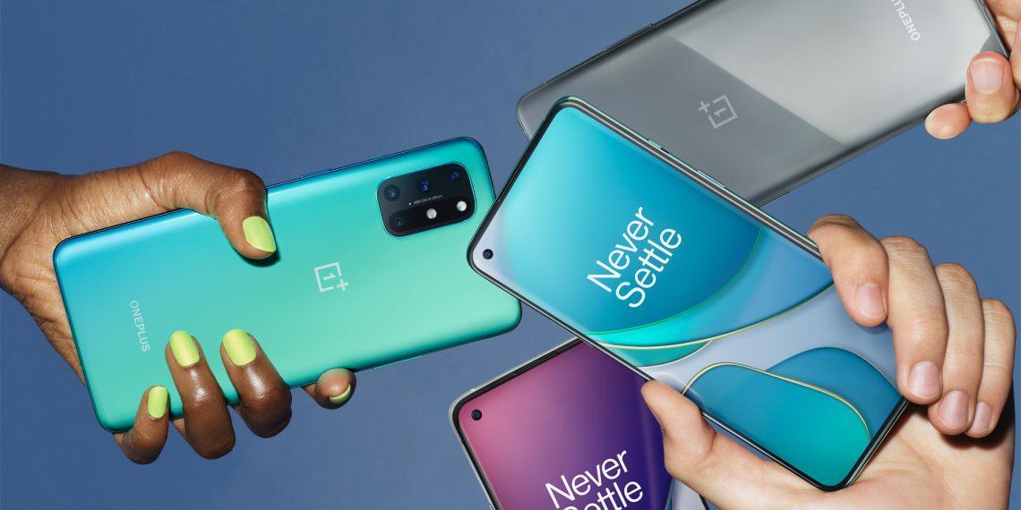 Представлен 5G-флагман OnePlus 8T с экраном 120 Гц
