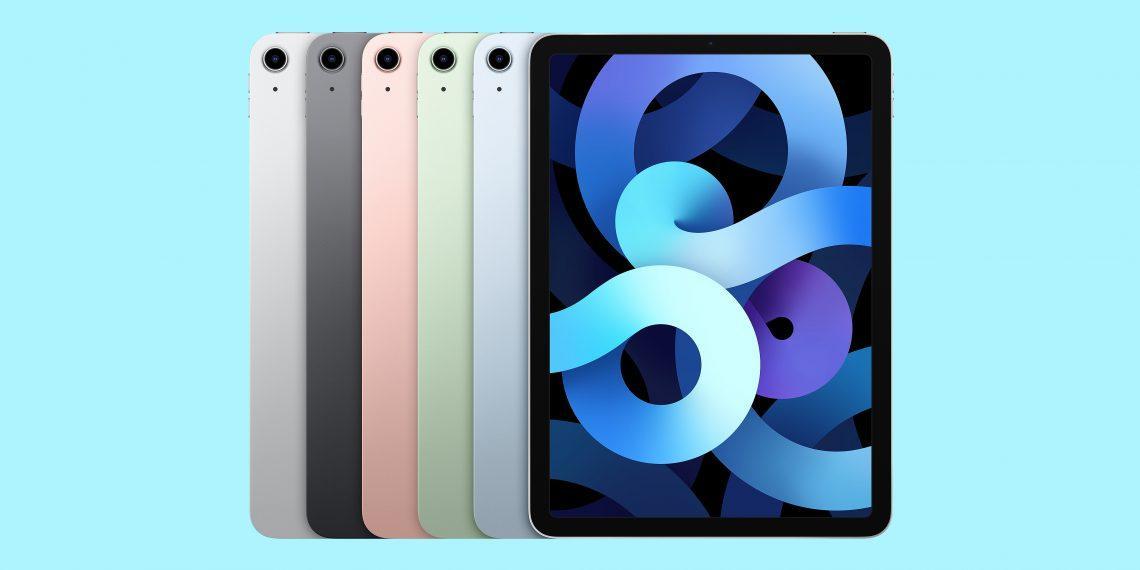 Apple открыла предзаказ на iPad Air 4 в России