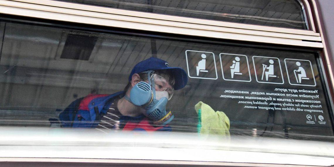 Пассажиров без СИЗ не будут пускать в транспорт