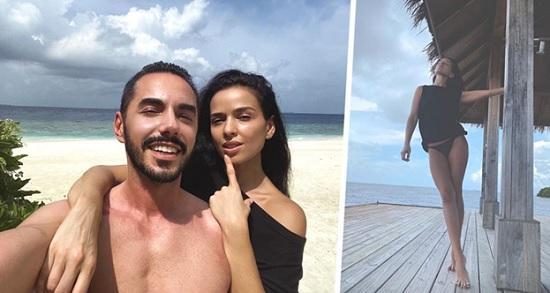 Семейный отдых на Мальдивах Тимура Родригеза – фото — подробности в Instagram