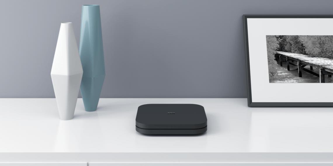 Xiaomi представила бюджетную ТВ-приставку Mi Box 4S