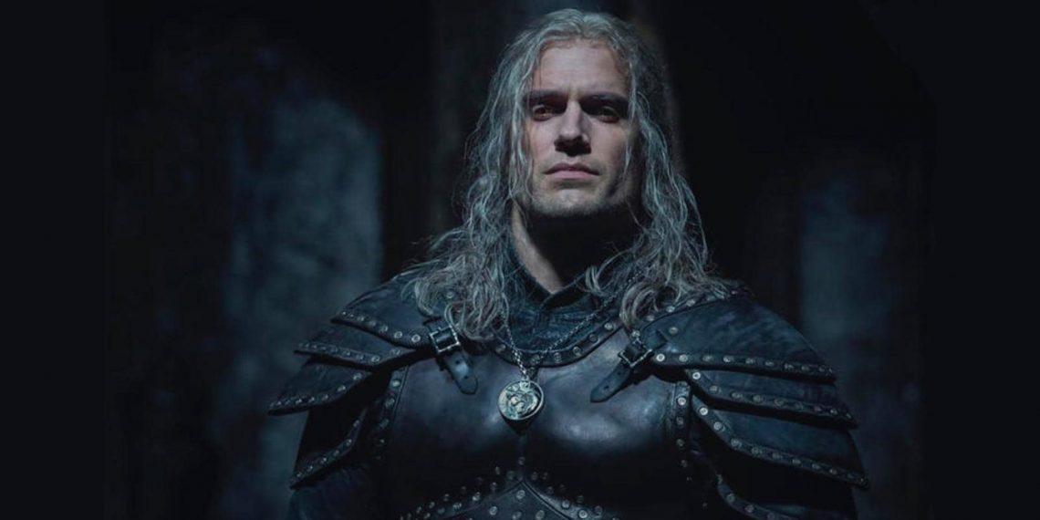 В Сети обсуждают новую броню Ведьмака