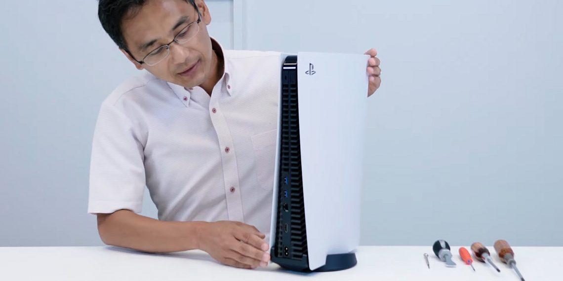 Как разобрать PlayStation 5: видеоинструкция от Sony