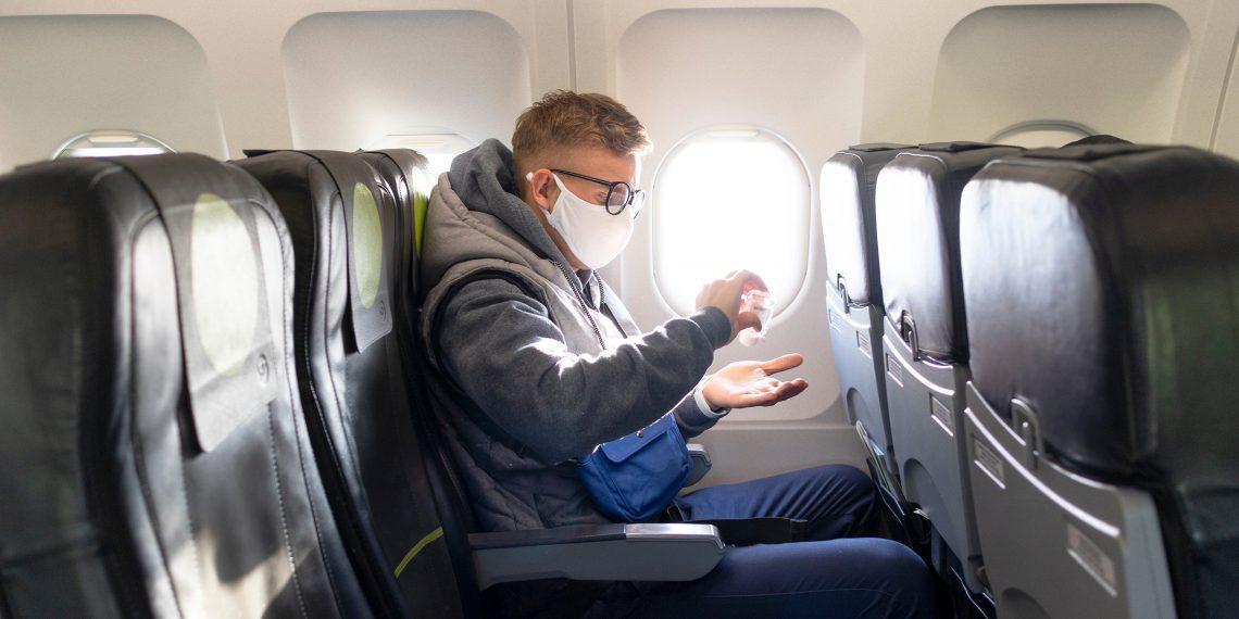 Можно ли заразиться коронавирусом в самолёте