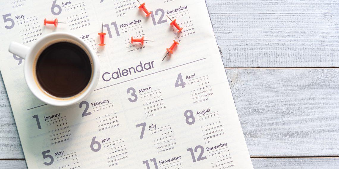 В России новый календарь праздничных дней на 2021 год