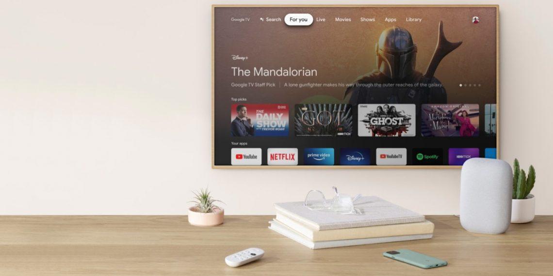 Google выпустила новый Chromecast и Google TV