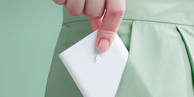 Xiaomi представила карманный пауэрбанк на 10 000 мА·ч