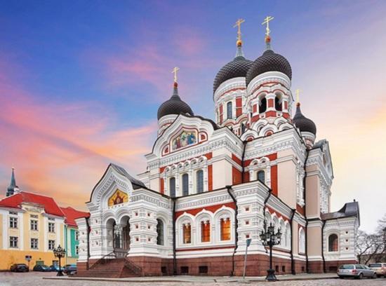 Что посмотреть в Таллинне, Эстония