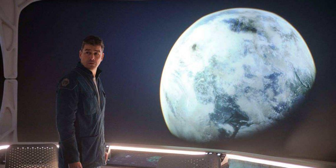 Netflix выпустил трейлер фильма «Полуночное небо»
