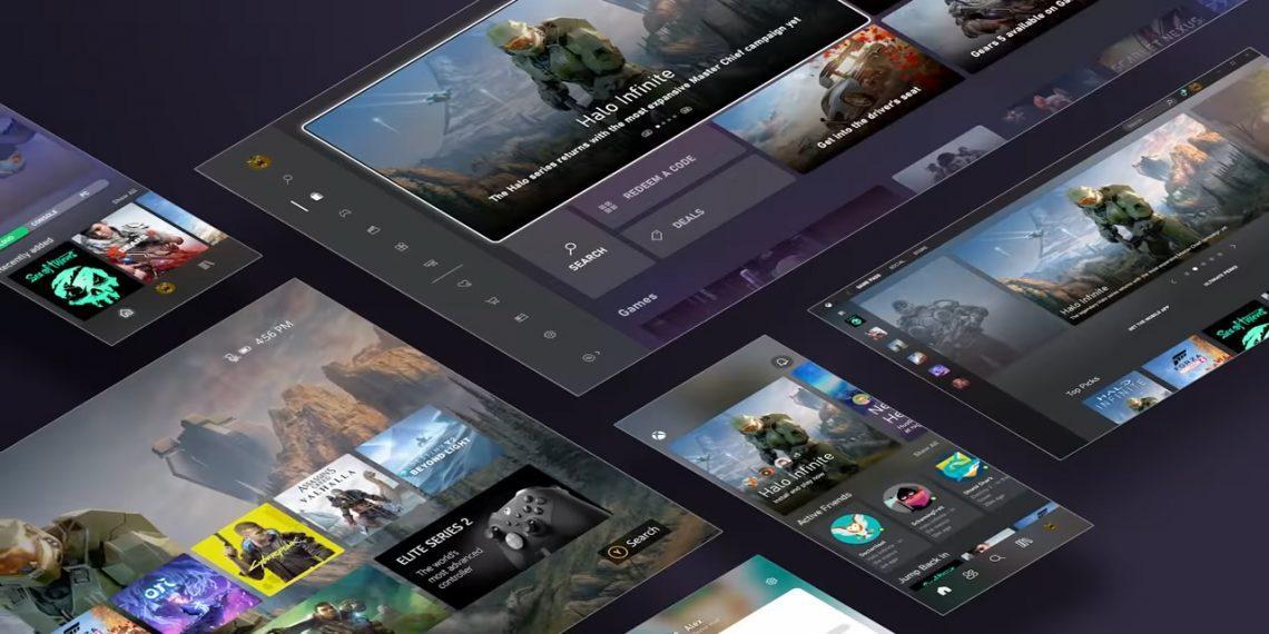 Новый интерфейс Xbox One теперь доступен всем