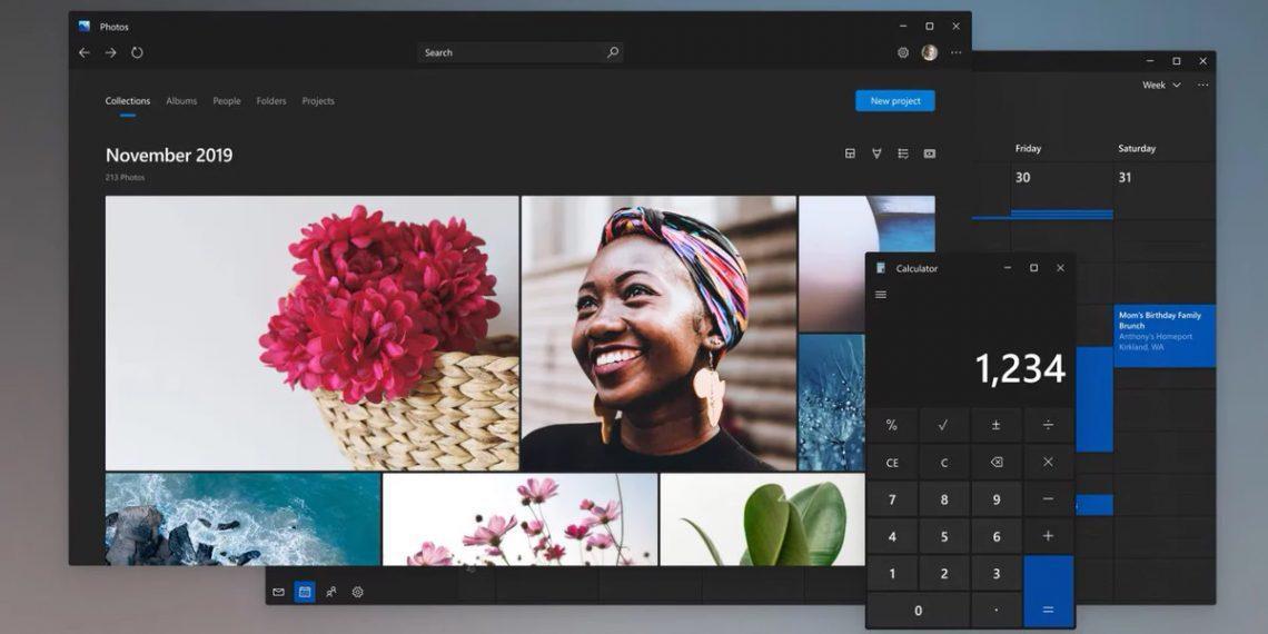 В 2021 году Windows 10 ждёт обновление интерфейса
