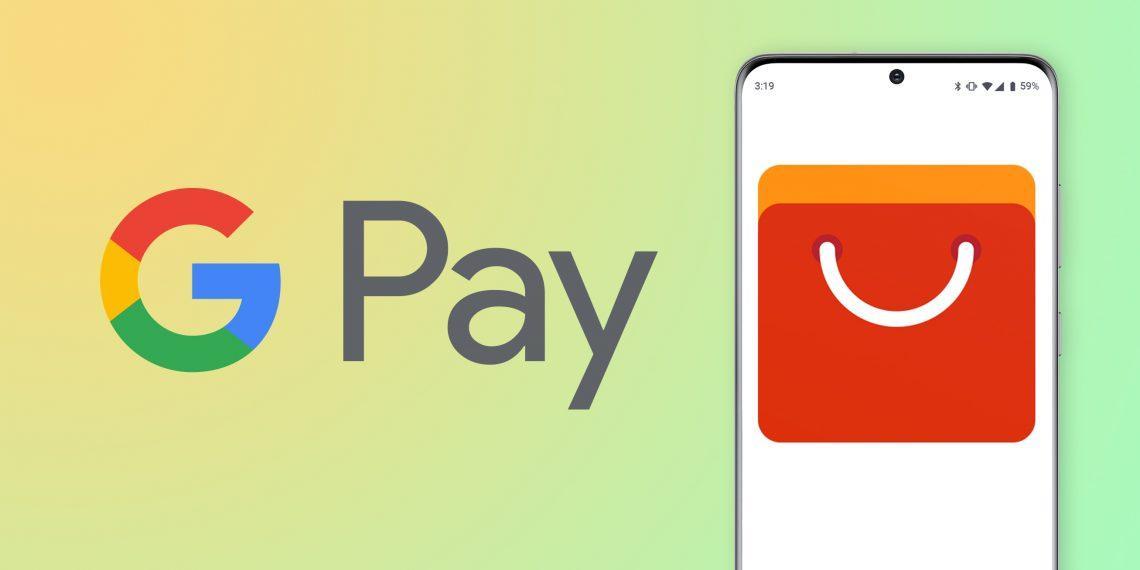 На AliExpress появилась поддержка Google Pay