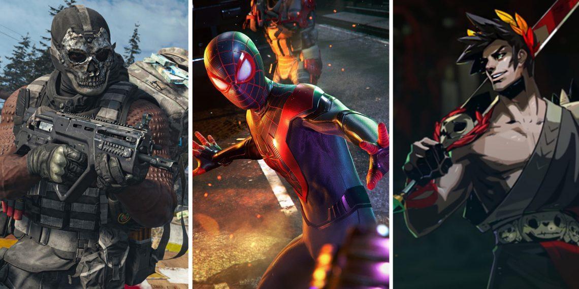 Журнал Time назвал 10 лучших игр 2020 года