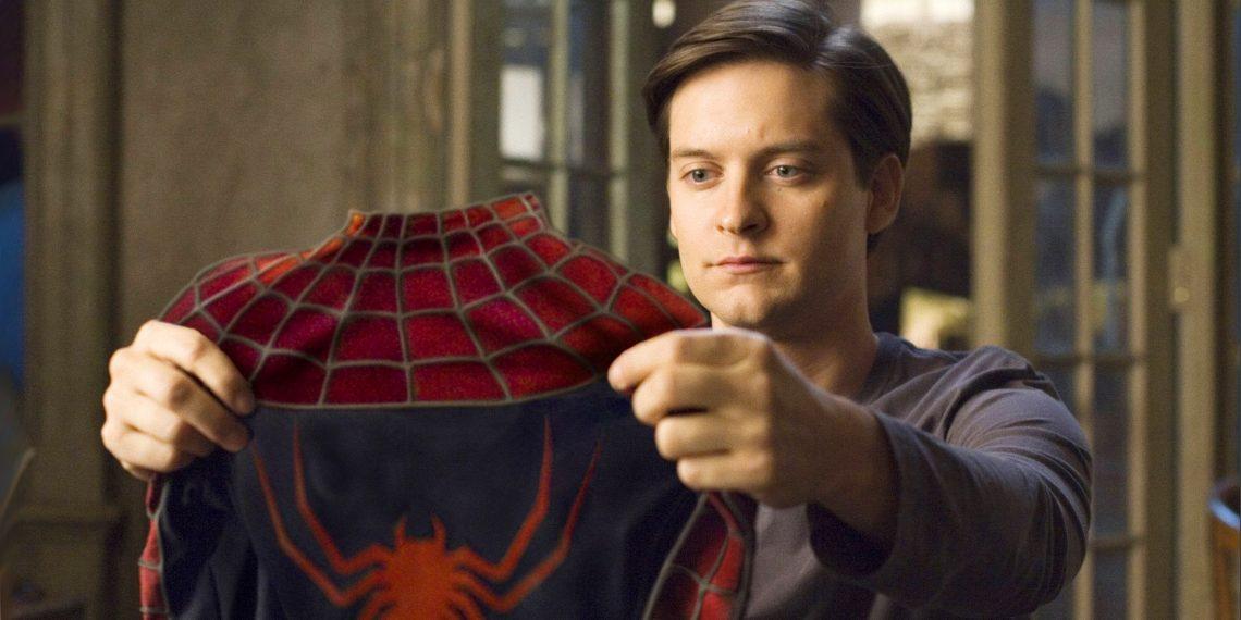 Тоби Магуайр может сыграть в новом «Человеке-пауке»