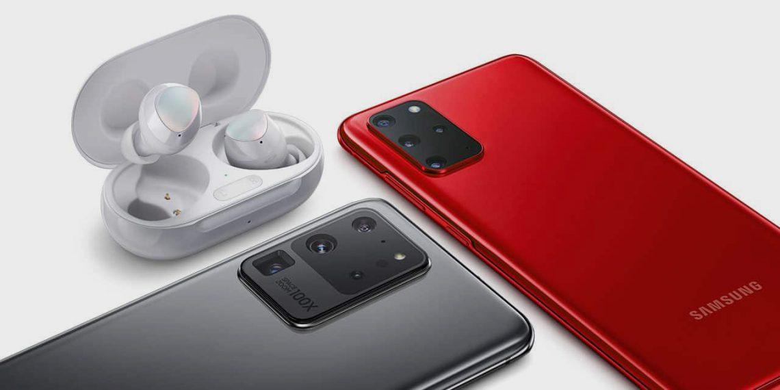Samsung положит в коробку Galaxy S21 TWS-наушники