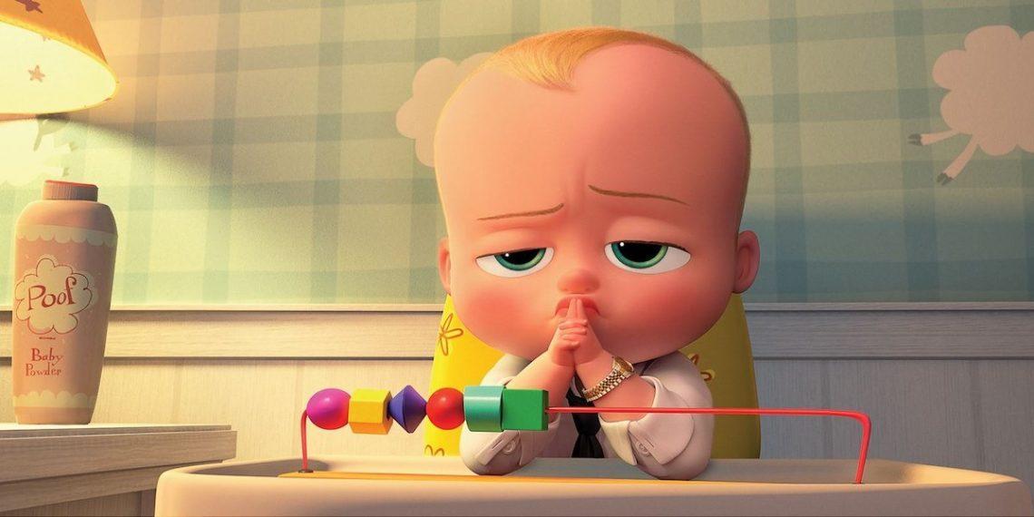 Вышел трейлер мультфильма «Босс-молокосос 2»