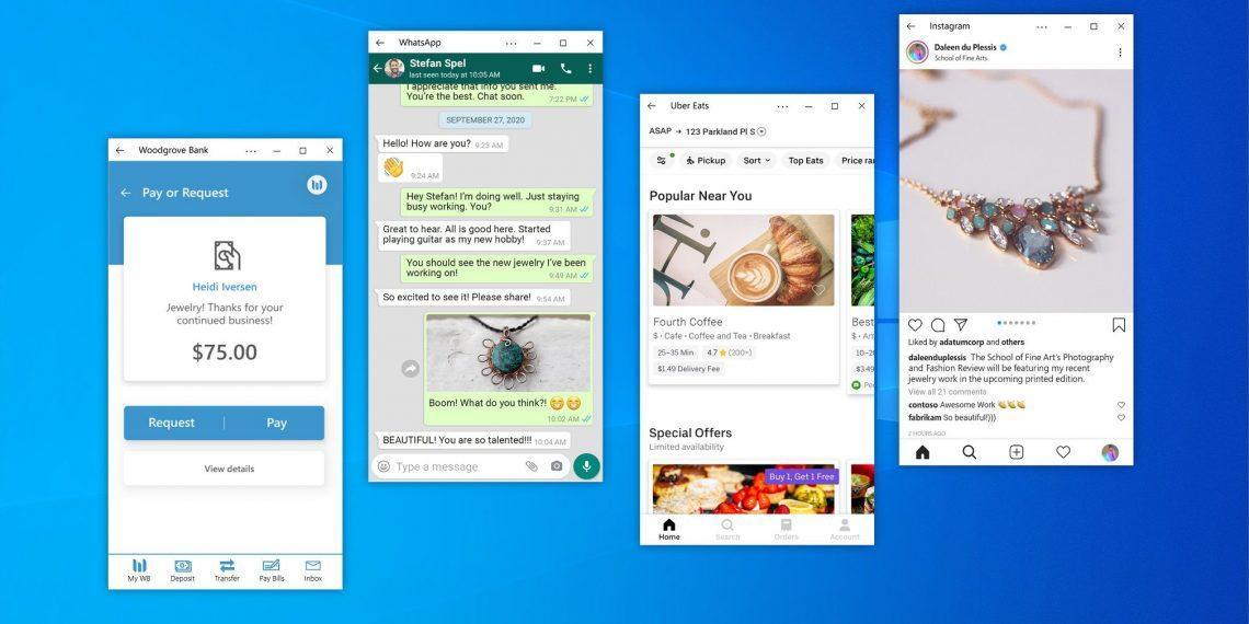 Windows 10 ждёт обновление с поддержкой Android