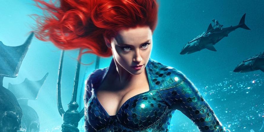 Эмбер Хёрд сообщила, что вернётся к роли Меры в сиквеле «Аквамена». Фанаты Деппа негодуют