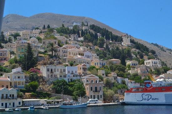 Самые живописные места для посещения в Греции