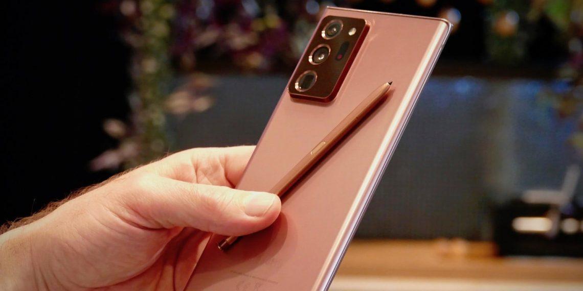 Galaxy S21 получит поддержку стилуса, как Galaxy Note