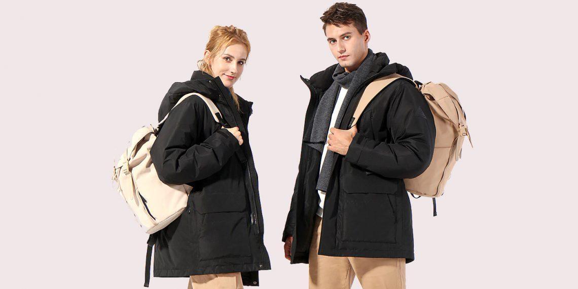 На Tmall появилась новая куртка с подогревом от суббренда Xiaomi. И сегодня она стоит 5590 рублей