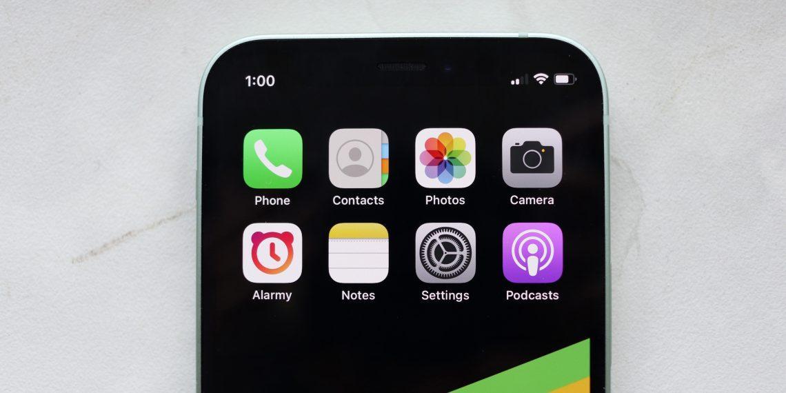 Apple признала проблемы с экранами серии iPhone 12