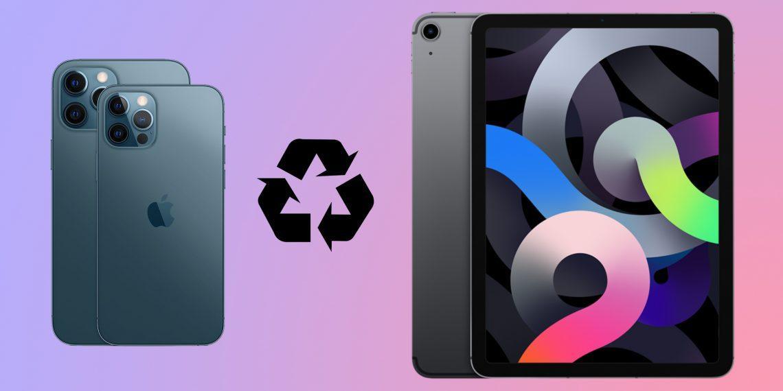 Apple собирает iPhone 12 Pro из деталей для iPad