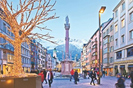 В Австрии радикальные анти – коронавирусные настроения — комендантский час, закрытие всех отелей, «нет» туризму