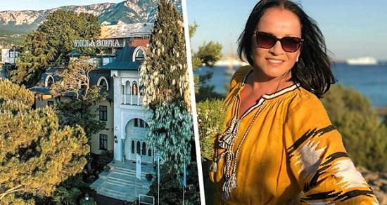 Ротару теперь без Софии – певица несёт убытки из-за закрытия своего отеля в Ялте