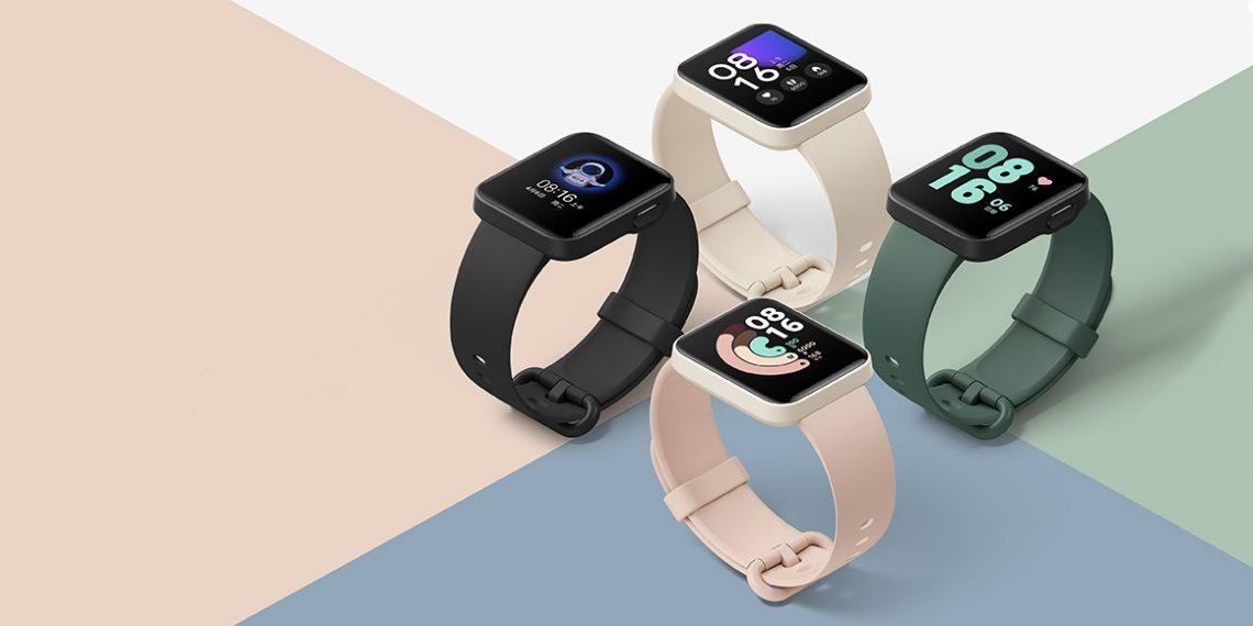 Xiaomi представила бюджетные смарт-часы Redmi Watch с NFC