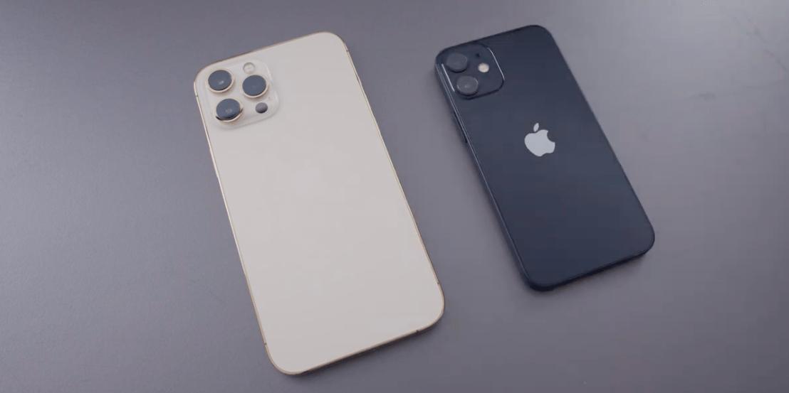 Сравнение автономности iPhone 12 mini и других моделей