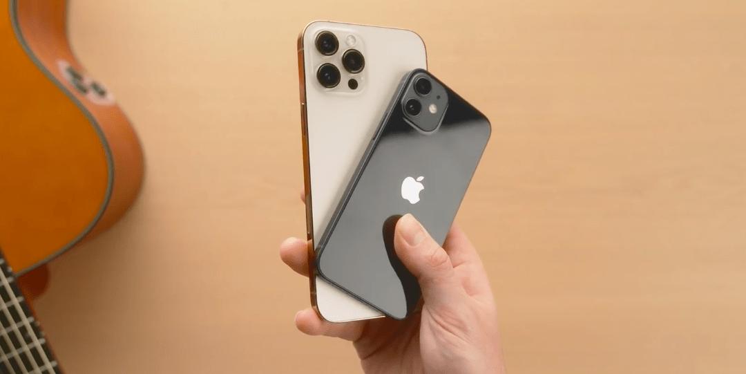 IPhone 12 mini и iPhone 12 Pro Max в продаже со скидкой