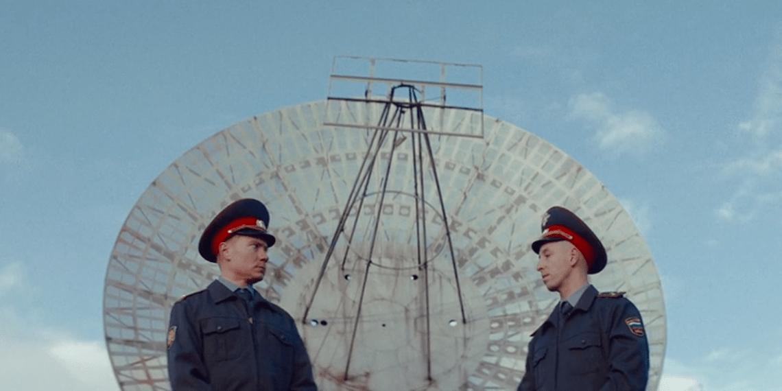 Короткометражный фильм о России глазами иностранцев