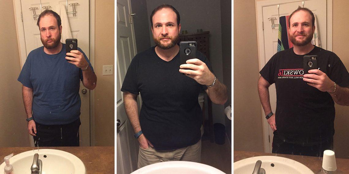 10 фото показывают, как отказ от алкоголя меняет людей