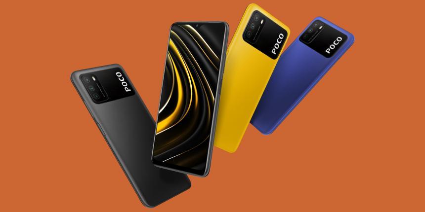 Представлен бюджетный смартфон POCO M3