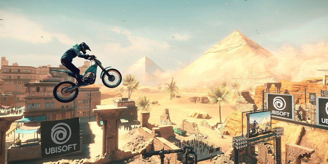 Ubisoft раздаёт Trials Rising для ПК