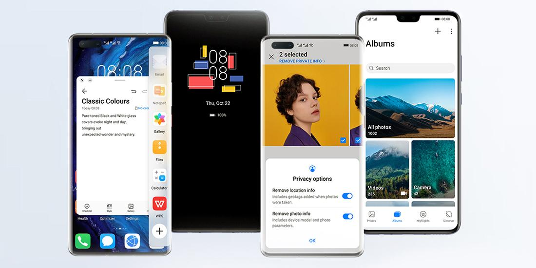Huawei выпустила Harmony OS для смартфонов