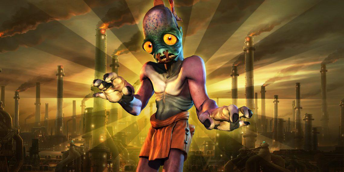 Epic Games Store раздаёт Oddworld: New 'n' Tasty