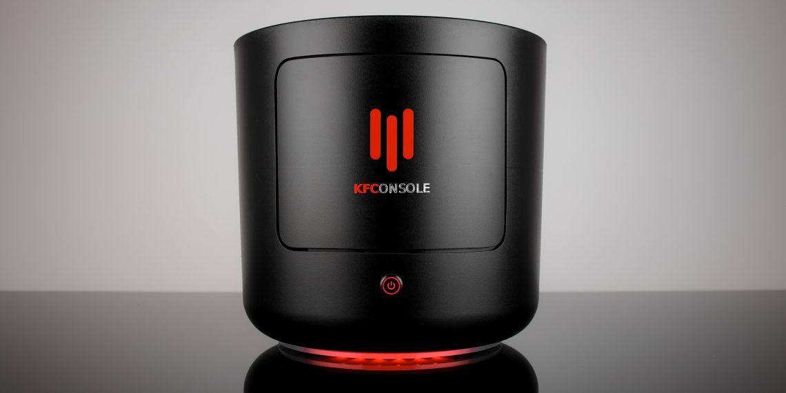 KFC представила игровую консоль KFConsole