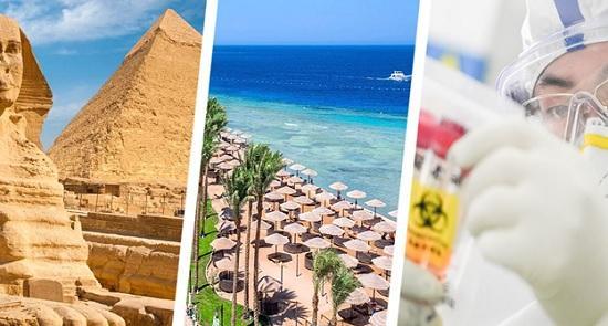 Хургада заполонена туристами с фиктивными ковид-тестами – египетские власти ужесточают требования