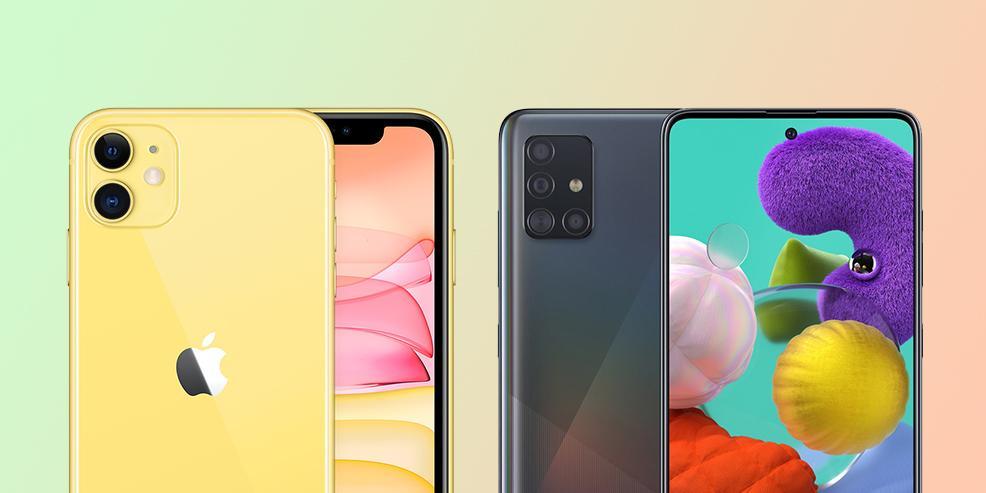 Топ смартфонов 2020 по версии «М.Видео» и «Эльдорадо»