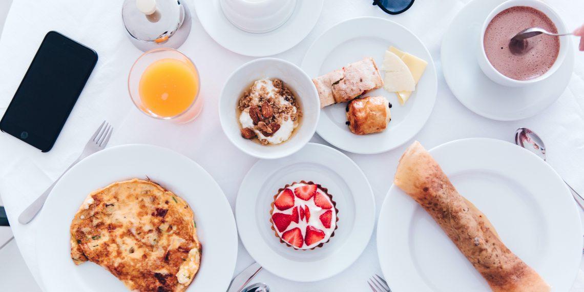 Опрос: что вы обычно едите на завтрак?