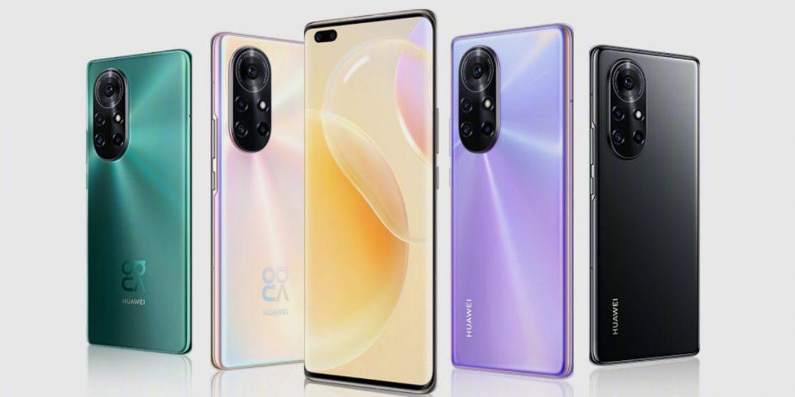 Huawei представила субфлагманы Nova 8 и Nova 8 Pro
